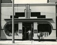 The Library: Art Deco Architecture | Deco Architecture