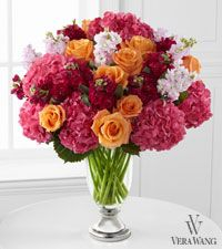 The FTD® Astonishing™ Luxury Mixed Bouquet by Vera Wang