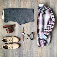Resultado de imagem para combos de roupas masculinas primavera