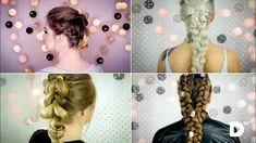 4 genialne sposoby na warkocze! 😍 I DOMODI TV #domodi diy #domodi.tv #domodi.pl #jak zrobić #tutorial #poradnik #krok po kroku #warkocz #jak zrobić warkocz #długie włosy #szybka fryzura #prosta fryzura #fryzura dla długich włosów