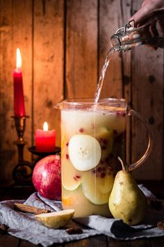 Sober Festive Sangria - Use Your Noodles