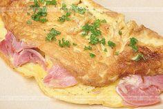 Puszysty omlet Marzeny