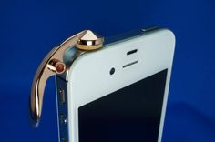 Brass section rejoice! Your ideal smartphone accessory has arrived. This is so cool!!!!