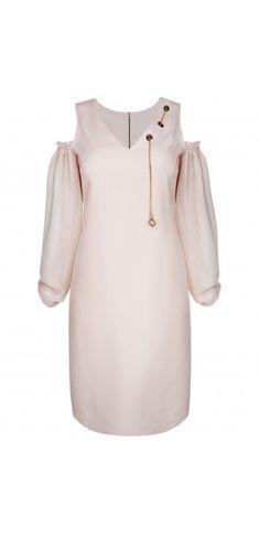 Sukienki wieczorowe - Kolekcja wiosenna    Sukienka z paskiem Tops, Women, Fashion, Moda, Fashion Styles, Fashion Illustrations, Woman