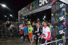 Glow Run 5k at Remington Park!