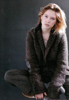Léa Seydoux for Hobo Magazine