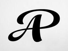 Logo / A / AP / monogram
