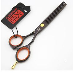 Kasho Scissors 5.5 inch 6 Inch Professional hairdresser's scissors Hair Thinning Scissors Barber Shears Hairdresser Tool