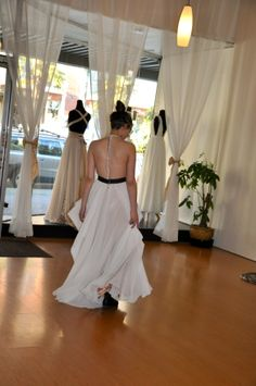 Ellebay in New Westminster, BC Beautiful custom wedding and prom dresses! Wedding Store, Bridal Stores, Yes To The Dress, Prom Dresses, Formal Dresses, Westminster, My Design, Wedding Planning, Couples