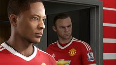 FIFA 17 The Journey Alex Hunter Club Locker Room
