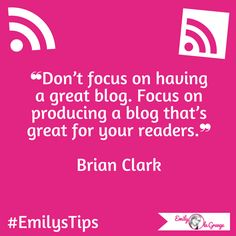 Starting a Blog 10 Tips from the Blogging Pros