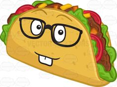 free mexico clip art by phillip martin taco taco party rh pinterest com Walking Taco Clip Art Taco Truck Clip Art