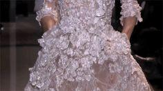 girlannachronism:  Elie Saab spring 2013 couture details