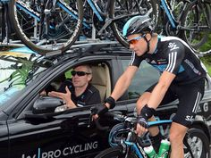 Team Sky | Pro Cycling | Photo Gallery | Dauphine stage three gallery