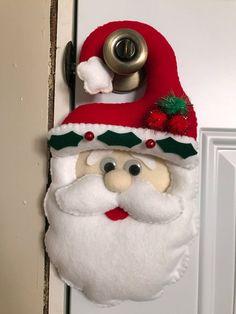 Easy Christmas Ornaments, Felt Christmas Decorations, Homemade Christmas Gifts, Christmas Tree Toppers, Christmas Wreaths, Holiday Decor, Happy Christmas Day, Christmas Art, Christmas Projects