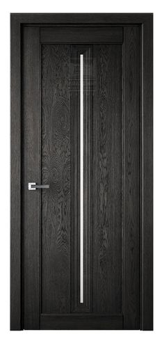 Arazzinni Ego E6123 Interior Door Black Oak
