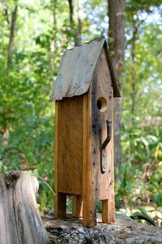 bird house (stand alone)