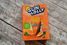 Sun Lolly SunLolly Eis aus Dänemark  Wassereis