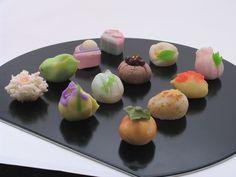 名古屋にも沢山、美味しく、素敵な和菓子が沢山有ります!