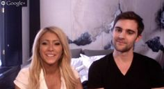 'Big Brother 15' GinaMarie Zimmerman and Nick Uhas talk first kiss in interview (Video)
