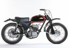 Widelec Armstrong. Cotton Cobra 250 1965