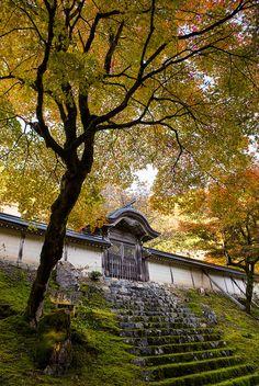 Joushoukou-ji Temple 常照皇寺  Kyoto, Japan