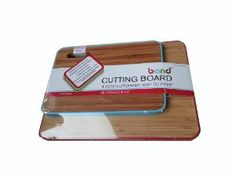 MangoLeaf Bamboo Cutting Board with Silicone Band (Set of 2) by MangoLeaf. $19.99. No Hard to Reach Crevices, Provides Grip on All Sides, Band Protects Counter Top, Appliances, and Floor.. Rebovable Band Makes Cleaning Easy, Prevents Bacterial Build-up.. MangoLeaf Bamboo Cutting Board with Silicone Band.. One Large Cutting Board: 16.1 in x 12.2 in x 0.7 in, One Medium Cutting Board: 13.4 in x 9.4 in x 0.7 in. Band and Board is FDA Approved and Food-safe.. Mango L...
