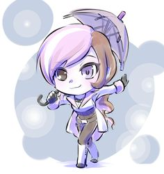 Omg chibi neo is adorable