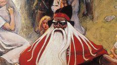Kalevalan päivä 28.2. Nature Spirits, High Fantasy, Ancient History, Folklore, Finland, Mythology, Culture, Painting, Image