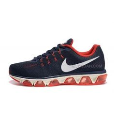 uk availability afa90 fe30d 2016 Nike Air Max Tailwind 8 Print Sneakers Dark Blue Red Mens Running  Shoes 805941-008
