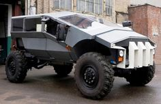 ZIL the Russian army Humvee  , - ,   The bizarre ZIL ...