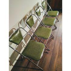 Chaises+pliantes+vintages