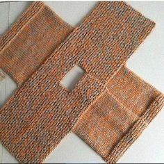 vite un gilet au tricot pour la rentrée [post_tags Baby Knitting Patterns, Knitting For Kids, Loom Knitting, Baby Patterns, Free Knitting, Knitting Projects, Crochet Patterns, Pull Crochet, Crochet Baby