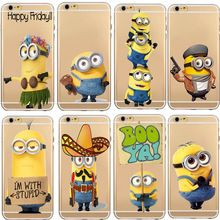 Mobile font b Phone b font Bags Cases Despicable Me Yellow Minion Design for…