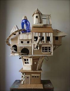 Speelgoedhuis | Creatief Hergebruik | Scoop.it
