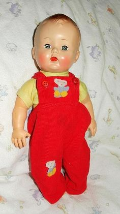 1000 Images About Vintage 1940 S 50 S Amp 60 S Baby Dolls