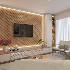 Home Interior De Mexico This particular photo is certainly an extraordinary design concept. Interior De Mexico This particular photo is certainly an extraordinary design concept. Tv Unit Interior Design, Tv Unit Furniture Design, Tv Wall Design, Tv Unit Decor, Tv Wall Decor, Tv Wanddekor, Living Room Tv Unit Designs, Tv Wall Unit Designs, Bedroom Tv Unit Design