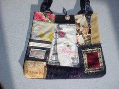 Tragetaschen - Tasche, Shopper - ein Designerstück von Traum-Taschen bei DaWanda