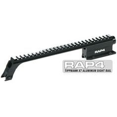 Rap4 Paintball K36 See Thru Sight Rail - Tippmann X7. Available at UltimatePaintball.com