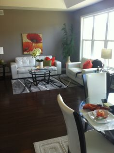 Spacious bright living room Staging, Bright, Living Room, Home, Role Play, House, Living Rooms, Drawing Rooms, Homes