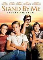 "Stand By Me - great coming of age movie, based on short story ""The Body"" by Stephen King"