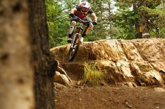 Whistler Bike Park: DownHill and Dirty Mountain Biking