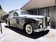 1962 ROLLS ROYCE SILVER - Such a sweet-looking ride.