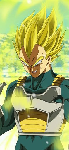 Power of Super Saiyan Vegeta from Dragon Ball Z Dragon Ball Gt, Super Vegeta, Super Saiyan, Majin, Manga Dragon, Fanart, Animes Wallpapers, Anime Comics, Son Goku