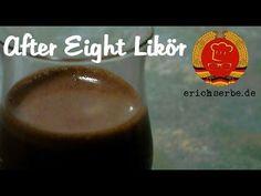 After-Eight-Likör - Essen in der DDR: Koch- und Backrezepte für ostdeutsche Gerichte | Erichs kulinarisches Erbe