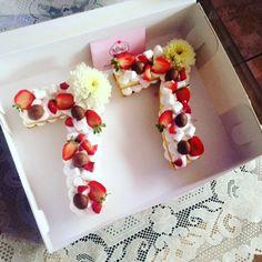 #cookie cake para los 77 años de una abuelita 👵   Gracias Andree una vez más 😊🎉✌🏻