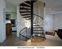 Spiral Staircase! This is so cool!