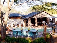 Kruger National Park Barnstormers Rest Guest House South Africa, Africa Barnstormers Rest Guest House is a popular choice amongst travelers in Kruger National Park, whether exploring or just passing through. Offering a variety of facilities and services, the hotel provides all you need for a good night's sleep. Take advantage of the hotel's Wi-Fi in public areas, car park, family room, smoking area. Comfortable guestrooms ensure a good night's sleep with some rooms featuring f...