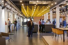 Ampelmann office by Fokkema & Partners Delft  Netherlands