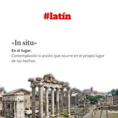 Locuciones Latinas, Latin Quotes, Rare Words, Latin Words, Learning Spanish, Good To Know, Spelling, Languages, Techno